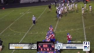Rochester Varsity Football @ Whitko