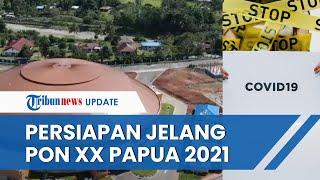 Jelang PON XX PAPUA: 16 Daerah Nol Kasus Covid-19 dan Polres Jayapura Siap Turunkan Personel Penuh