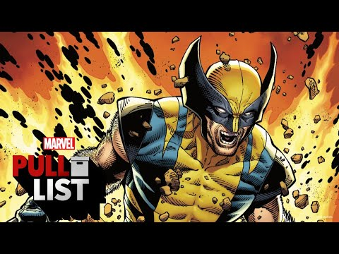 It's a whole lotta Logan! RETURN OF WOLVERINE #1 and more! | Marvel's Pull List