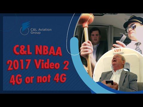 C&L NBAA Video 2 - 4G or not 4G