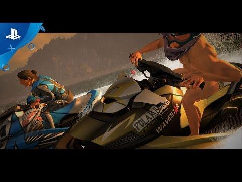 Aqua Moto Racing Utopia – Launch Trailer | PS4 thumbnail