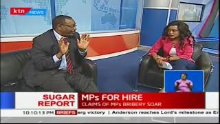 Checkpoint Discussion: Alleged bribery within parliament with concern to sugar report (Part 2)
