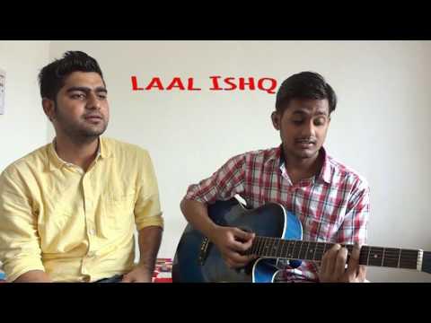 Laal Ishq--Ramleela Guitar cover
