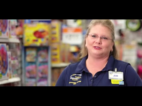 From Dreaming to Doing: Jean Mullins' Walmart Career Story