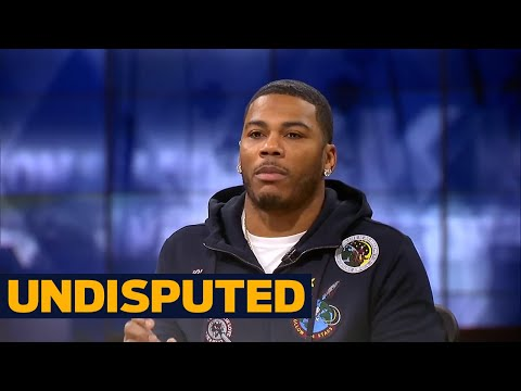 Nelly argues Warriors guard Steph Curry is the greatest shooter ever | UNDISPUTED