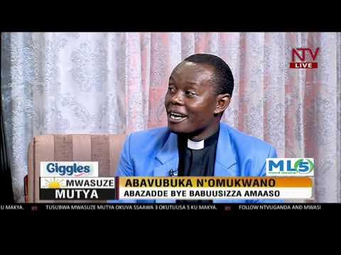 Mwasuze Mutya: Reverend Esmond Sserunjoji ku bavubuka n'omukwano
