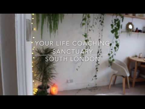 My coaching space - Join me in my urban sanctuary for face-to-face coaching sessions in South London