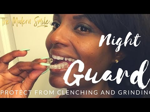 3 types Nightguards... Stop Clenching Your Teeth While your Sleep