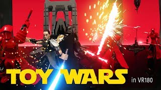 Toy Wars: The Friendzone Awakens