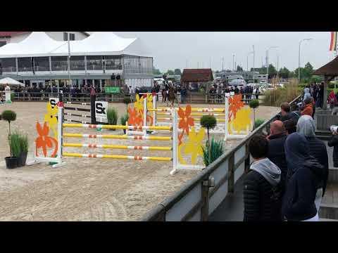 Gilles Nuytens & Kamirez Van Orchid's BK Final 1st round