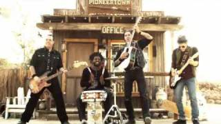 Shaun Kama & The Kings Of The Wild Frontier: Lost Lonely Road