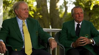 A Conversation With Jack Nicklaus And Gary Player