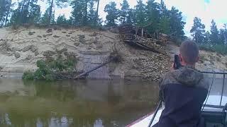 После наводнения в Забайкальском крае, стали видны необъяснимые находки.
