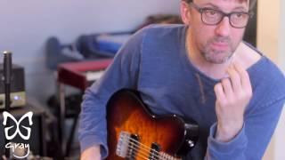 Gray Guitars Presents   Graham Coxon (Blur, Solo Artist)   Interview, Riffs, History And Gear