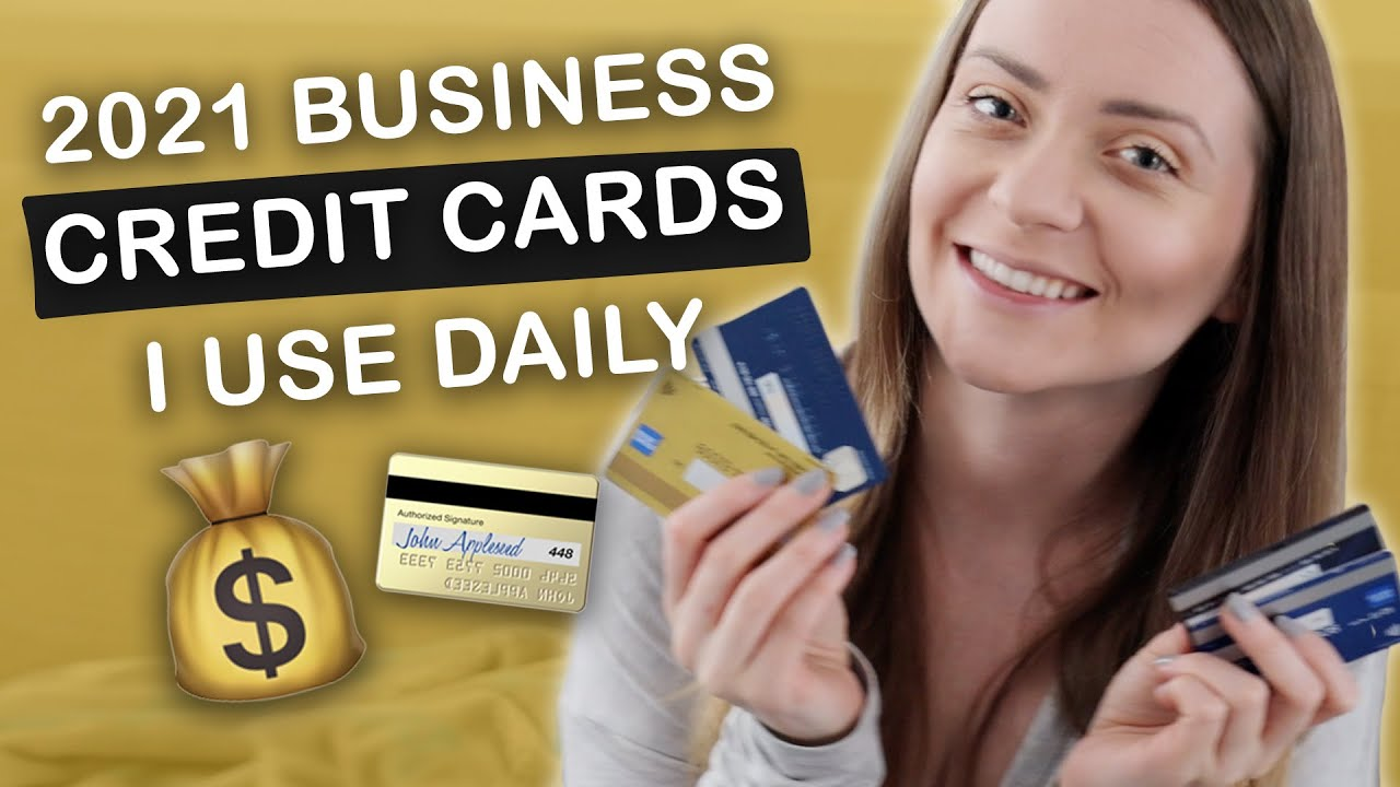 5 BEST organization charge card 2021 (which charge card I utilize to run my organization) thumbnail