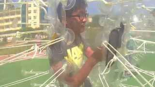 preview picture of video 'UDC Bubble Football'