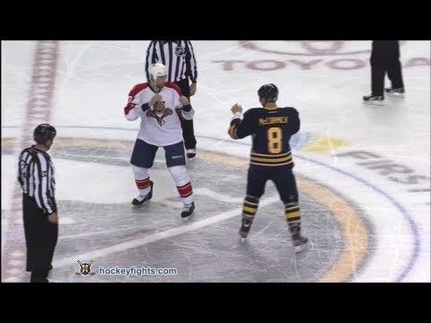 Tyson Strachan vs Cody McCormick