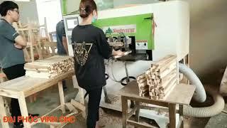 MÁY PHAY MỘNG DƯƠNG CNC 1 Đầu Woodmaster Top 1 Thị Trường Việt Nam