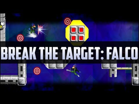 Break The Target : Falco –  Armada's Personal best!