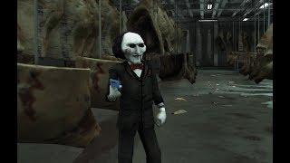 GTA 5 - Những trò chơi kinh dị của sát nhân Jigsaw | GHTG