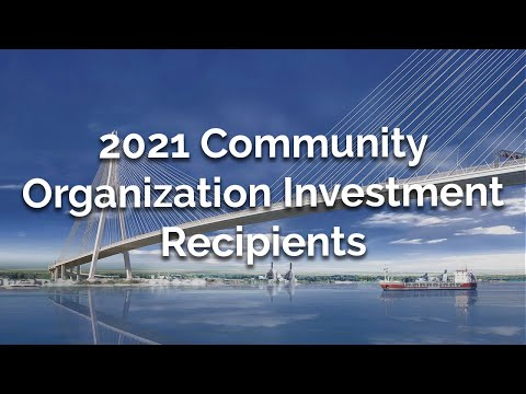 2021 Community Organization Investment Recipients