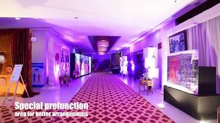 GLM : Weddings Venue - Green YMCA Banquet