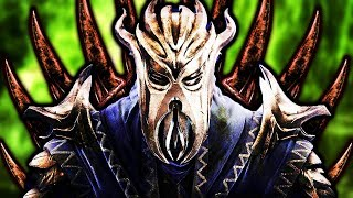 Miraak EXPLAINED! - The First Dragonborn & Hermaeus Mora - Elder Scrolls Lore