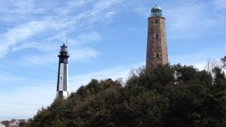 preview picture of video 'C-SPAN Cities Tour - Virginia Beach: History of Cape Henry'