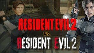 Resident Evil 2 vs. Resident Evil 2 Remake