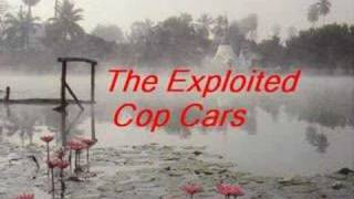 The Exploited - Cop Cars (audio)