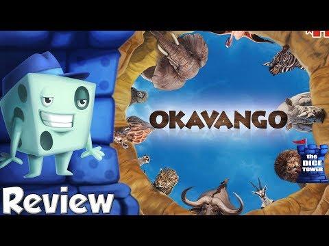 Okavango Review - with Tom Vasel