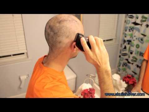 ENS Prod.-Skull Shaver- Shaving Head Promo Video