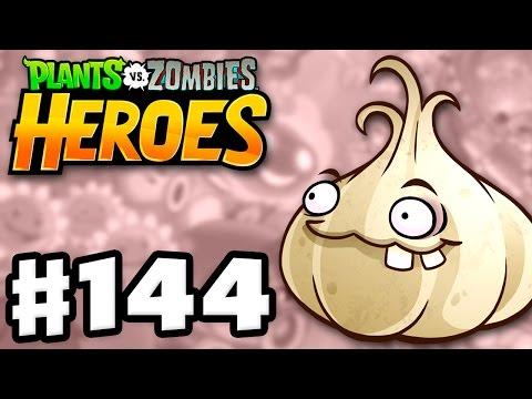 Plants vs Zombies Heroes Walkthrough - Hippity Hop