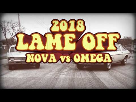 2018 Holley Lame Off Intro - Chevy Nova Versus Oldsmobile Omega