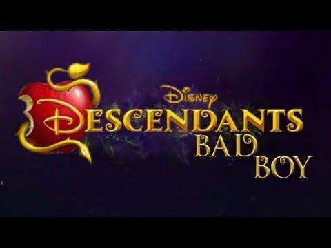Intro | Descendants bad boy 🐚