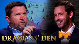 Peter's Threatened By Tech Tycoon   Dragons' Den