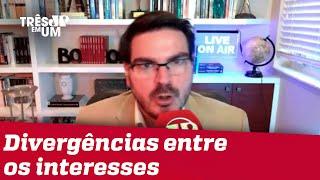 Rodrigo Constantino: 'Maia é uma espécie de despachante do regime chinês'