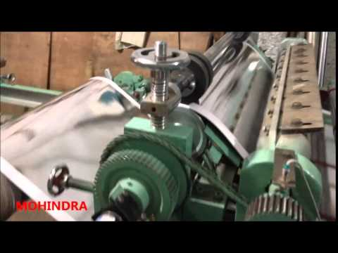 Automatic Gearless Sheet Cutting Machine