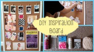 DIY Inspiration Board | #DIYwithPXB