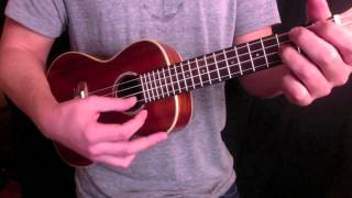Hallelujah Ukulele- Chord Melody Arrangement (With Tab)