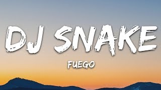 DJ Snake   Fuego (Lyrics  Letra) Ft. Anitta, Sean Paul, Tainy