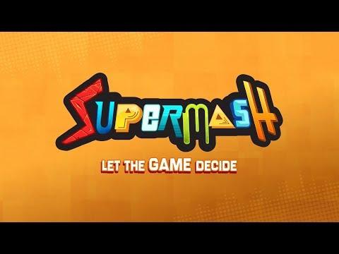 SuperMash Announcement Trailer
