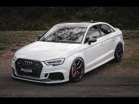 Audi RS3 Sedan 2018 Modifications And Build Video