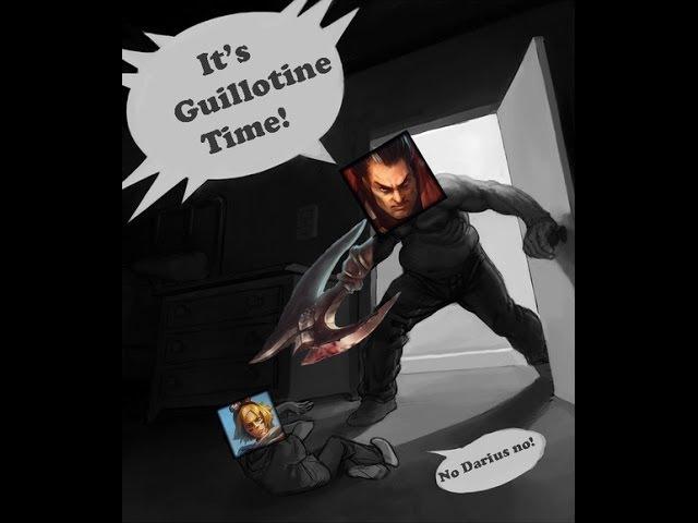 League Of Legends Darius Ult Canceled | Mp3DownloadOnline.com