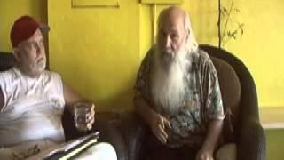 Jason Schwartz with Bob Roggasch, 8-22-08