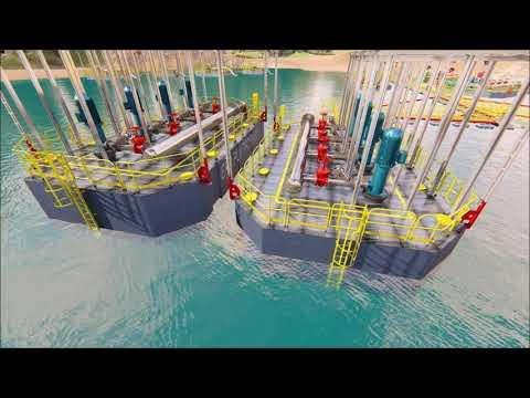 EFB PLATFORMS®  plataformas flotantes para bombas .- marca especializada