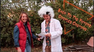 Back To The Future: Couples Costume