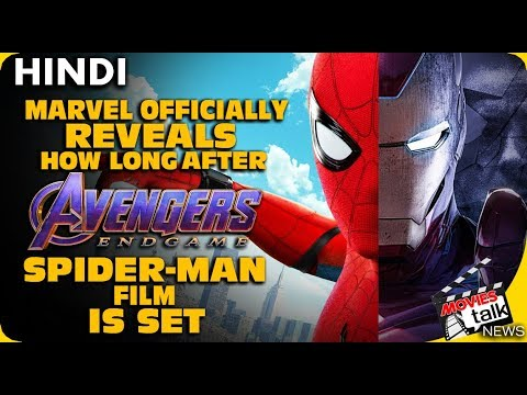 How Long Spider-Man Far From Home Film Is Set After Ensgame? [Explained In Hindi]