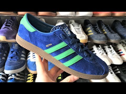 adidas BERN 2019  |  Unboxing  |  Review  |  On Foot