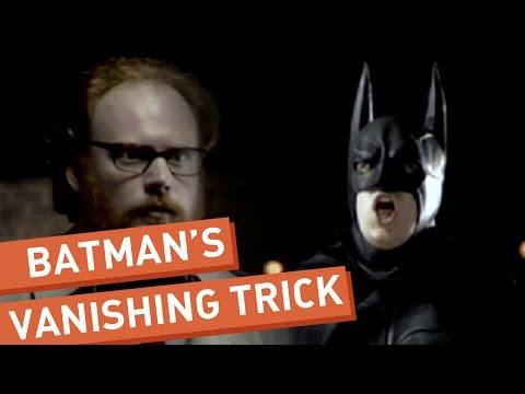 Tajemný Batman